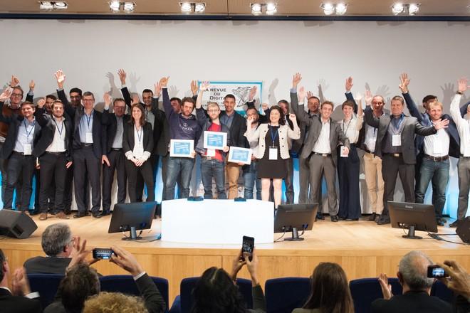 Startups & DSI 2016 : intelligence artificielle et sécurité en tête