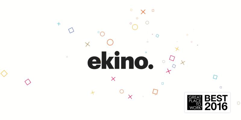 ekino, pour enfin créer son système d'information digital