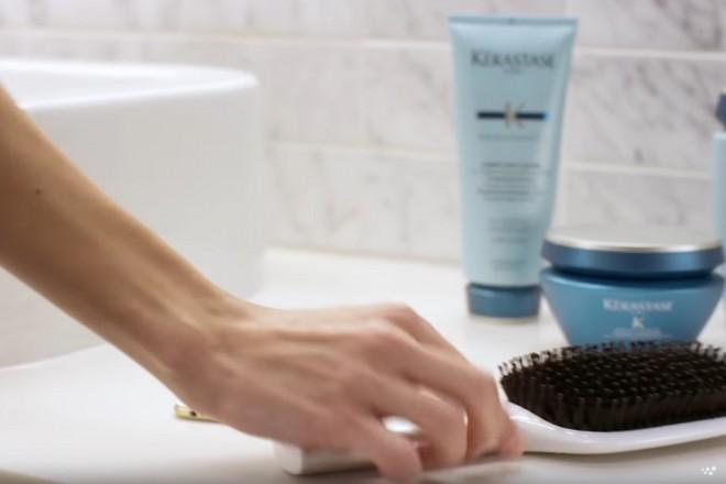 La brosse à cheveux connectée de Withings au service de L'Oréal