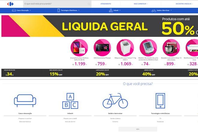 Carrefour casse sa tirelire pour son site de e-commerce au Brésil