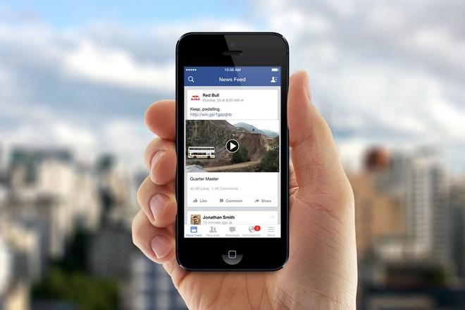 Les pubs vidéos sur Facebook moins vues que prévu