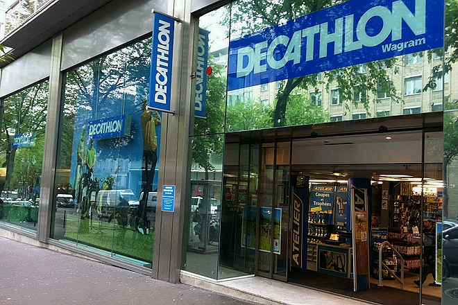 Commerce omni canal les quipes marketing de decathlon for Revue marketing