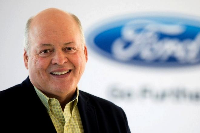 Ford a comme nouveau patron son responsable des voitures autonomes