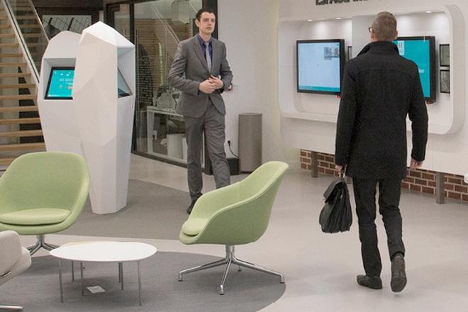 Crédit Agricole tente l'immersion de l'humain dans le digital à l'agence Coeur de Lille