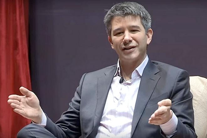 Le DG fondateur d'Uber démissionne sous la pression