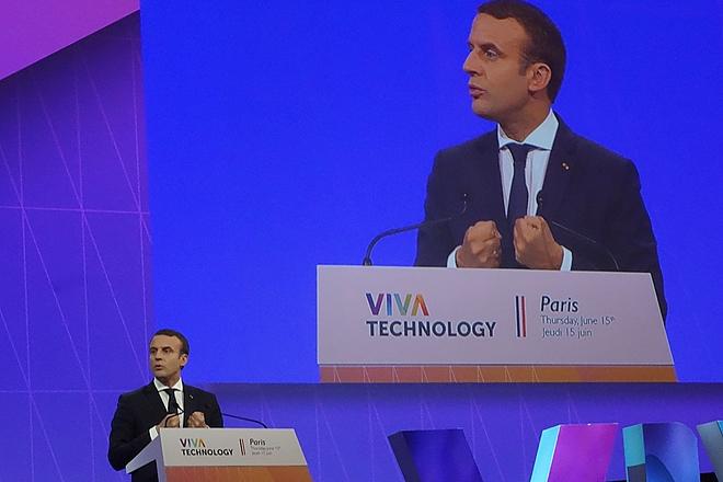 Emmanuel Macron annonce 10 milliards d'euros pour l'innovation