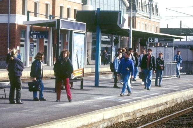 La SNCF mise massivement sur la vidéo intelligente pour détecter les attroupements