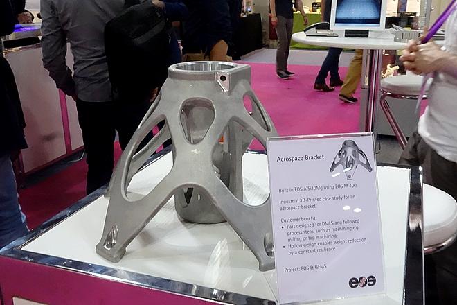 L'impression 3D en métal, oiseau rare au salon Add Fab