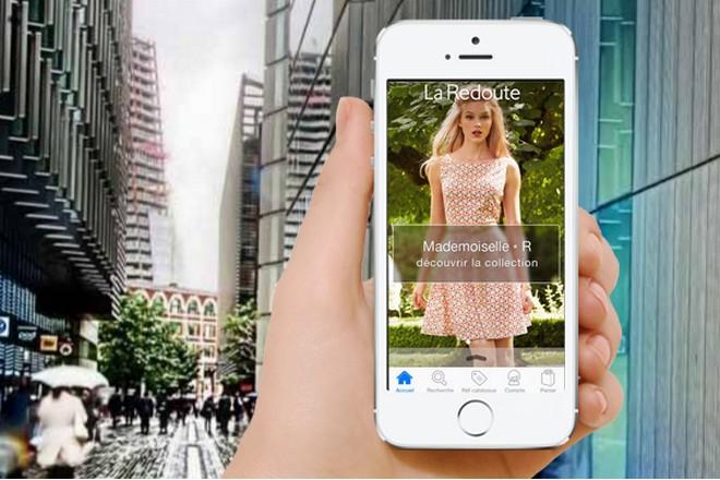 La redoute la m tamorphose du catalogue papier au mobile la revue du digital - La redoute telephone gratuit ...