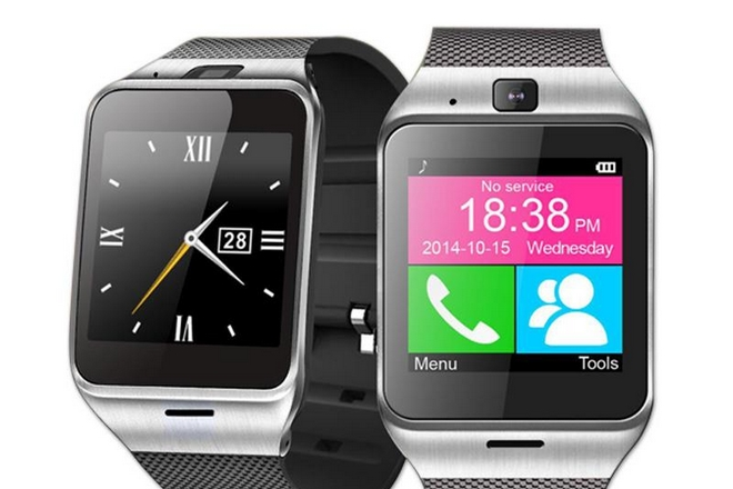 La montre connectée, l'objet connecté portable largement en tête des ventes