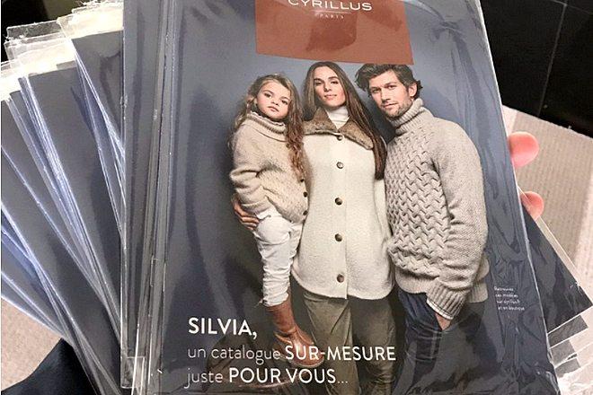 Personnalisation de la publicité papier : un incrément de 5% des ventes chez Cyrillus