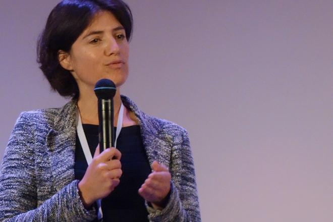 """Présidente de Schneider Electric France : """"transformer une entreprise, c'est rendre les droitiers gauchers"""""""
