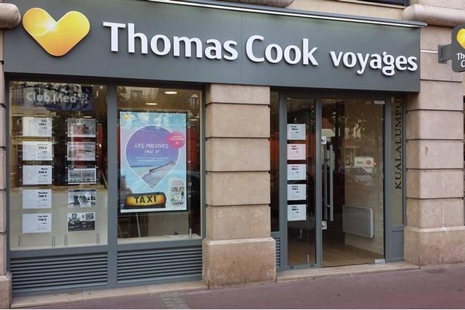 """Digitalisation des agences : Thomas Cook rattrape son retard en débutant par son """"store locator"""""""
