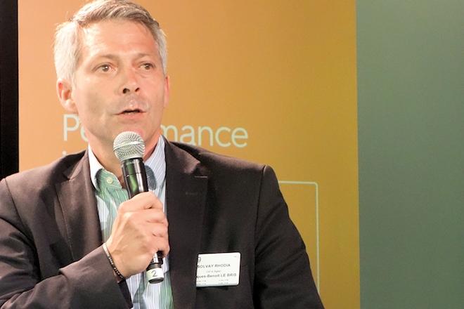 Jacques-Benoît Le Bris, nouveau DSI d'Oberthur Technologies