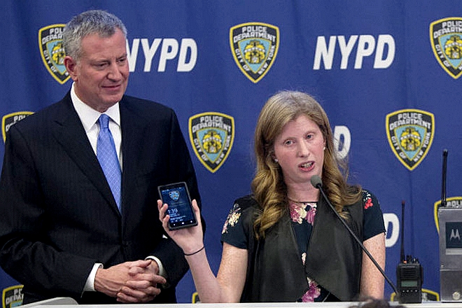 La Police de New York remplace ses 36 000 Windows Phone par des iPhones d'Apple