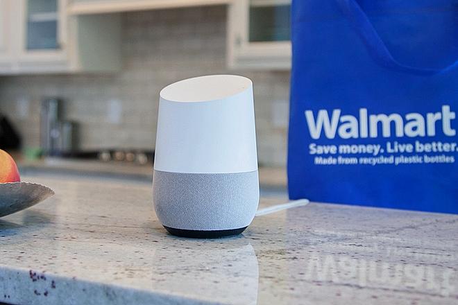 Walmart s'allie à Google pour concurrencer Amazon