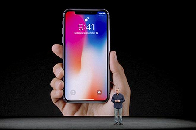 L'iPhone X : 1100 € pour la réalité augmentée et la reconnaissance faciale