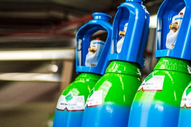 Air Liquide teste les bouteilles de gaz connectées