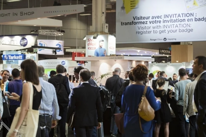 Paris Retail Week @ Parc des expositions