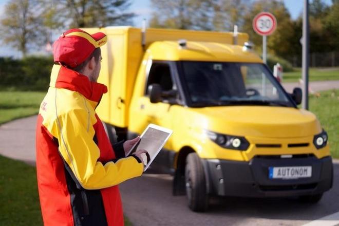 DHL testera en 2018 la livraison à domicile par véhicule autonome