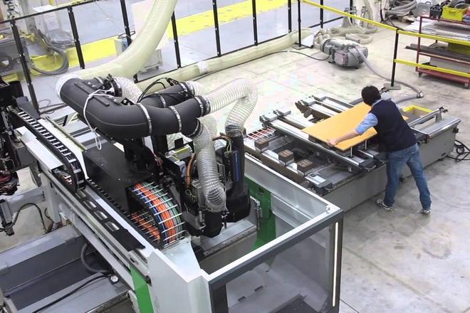 Le groupe industriel Biesse, spécialiste de la machine outil, se transforme en misant sur l'IoT