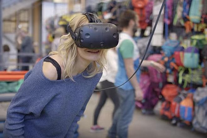 La réalité virtuelle étendue à 30 magasins par Decathlon
