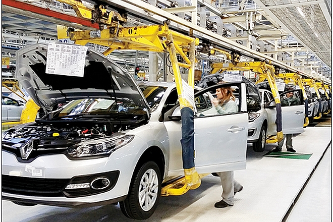 Renault déploie Google et l'IoT de Bouygues Télécom pour géolocaliser ses pièces détachées