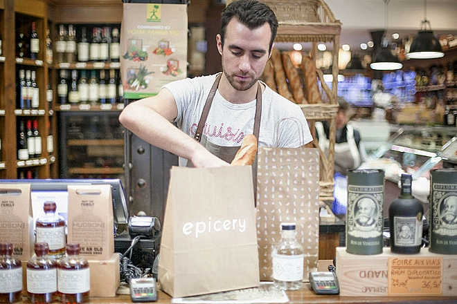 La startup Epicery se lance dans la livraison alimentaire sur toute la France