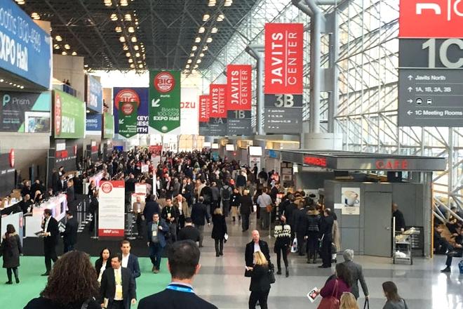 NRF 2018 - Retail's Big Show @ JACOB K. JAVITS CONVENTION CENTER | New York | État de New York | États-Unis