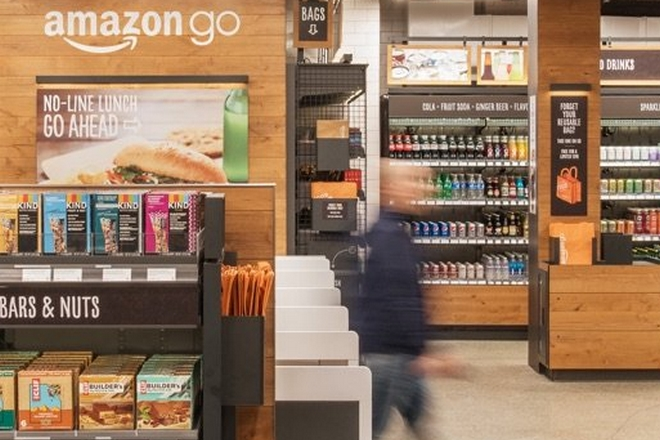 Amazon Ouvre Son Supermarche Sans Caissiere A Seattle La Revue Du