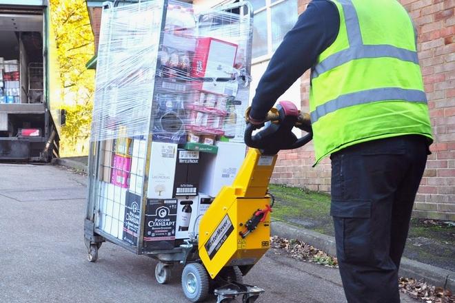 Carrefour prêt à géo-localiser ses milliers de chariots de livraison au niveau national