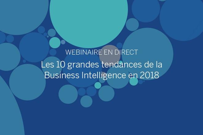 Les 10 priorités de la Business Intelligence en 2018