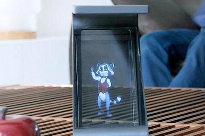 CES 2018 : un hologramme doté de reconnaissance vocale chez Vivoka
