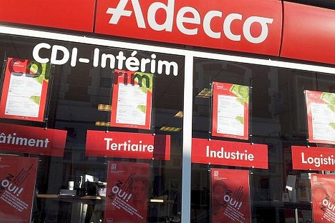 Recherche vocale d'emploi proposée par Adecco