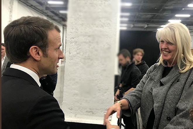 Nadine Foulon-Belkacémi, maillon clé d'Orange auprès de ses grands clients entreprises