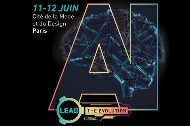 AI Paris 2018 @ Cité de la mode et du Design | Paris | Île-de-France | France