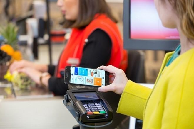 Chez les commerçants, le paiement sur mobile reste minime