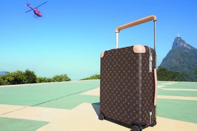Le bagage connecté enfin commercialisé chez Louis Vuitton