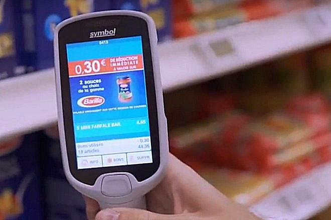 E.Leclerc déploie les promotions ultra-ciblées via ses scannettes en magasin