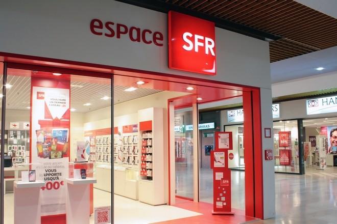 SFR condamné car ses contrats sont écrits trop petit