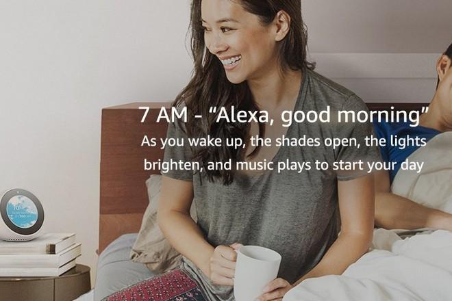 Amazon ouvre des maisons connectées témoins basées sur Alexa
