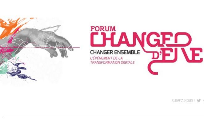 Forum Changer d'ère : former au monde de demain @ Cité des sciences et de l'industrie | Paris | Île-de-France | France