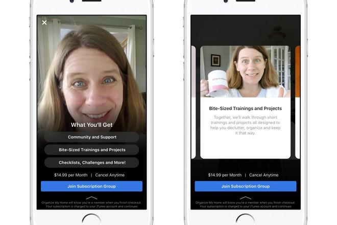 Facebook devient payant pour certains groupes