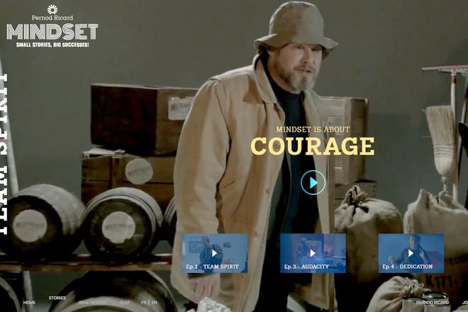RH: Pernod Ricard lance 4 vidéos décalées pour illustrer l'état d'esprit de ses collaborateurs