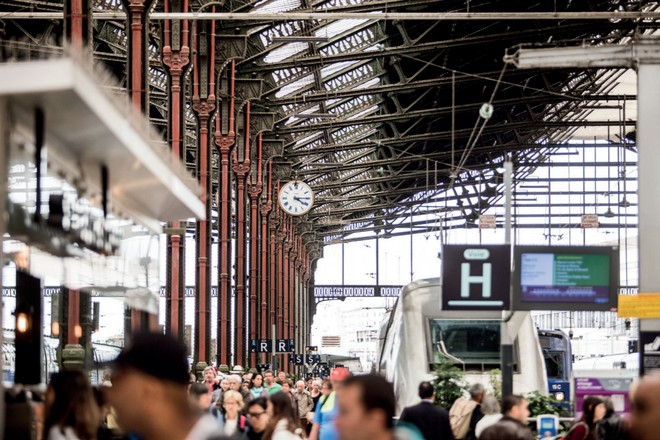 Avec l'intelligence artificielle, la SNCF prédit les retards de trains