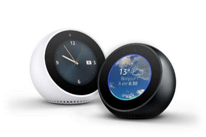 Alexa d'Amazon, support de communication pour chaque pièce de la maison avec Echo Spot