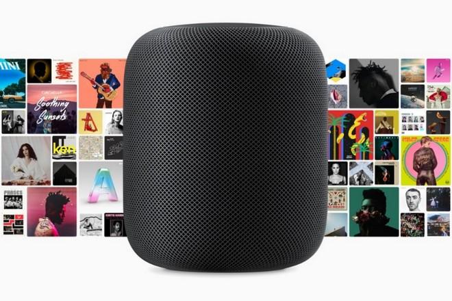 Radio France disponible sur l'enceinte connectée HomePod d'Apple