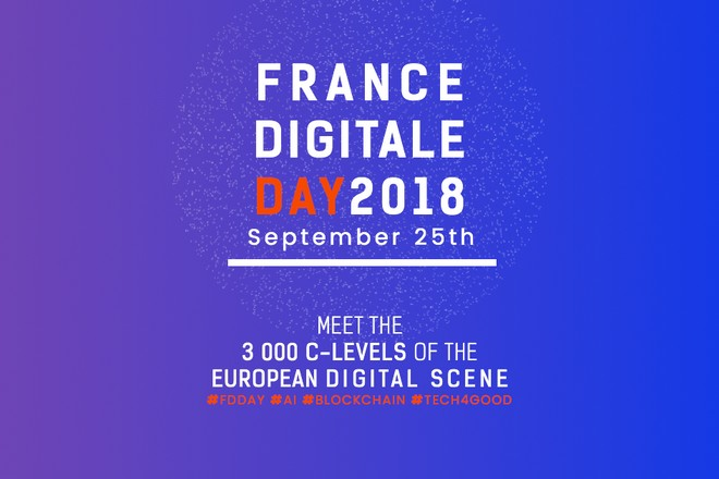 France Digitale Day 2018 : the startups ecosystem is at a turning point @ Musée des arts forains | Paris | Île-de-France | France