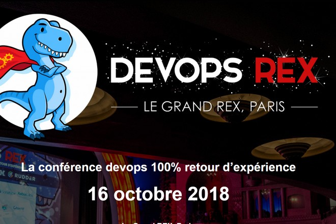 Devops Rex @ Le Grand Rex | Paris | Île-de-France | France
