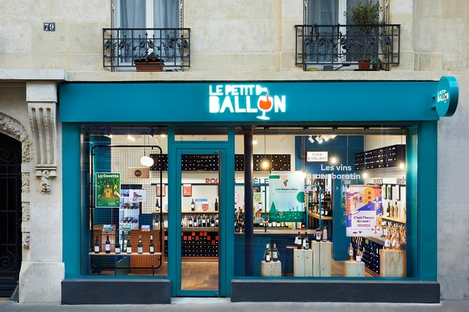 d6874a3f6d2 Le Petit Ballon ouvre un magasin et étend l expérience Web en boutique